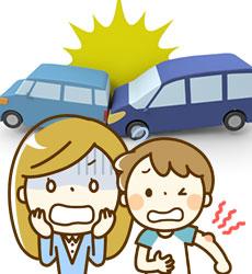 交通事故の治療は、足立区も多数の患者様が来院する、ひまわり中央整骨院へ