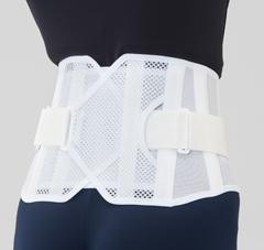 八潮市・草加市・足立区のひまわり中央整骨院では、ダイヤ工業のプロハードの腰専用のコルセットをご用意しております。